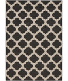 RugStudio presents Surya Alfresco ALF-9584 Beige / Black Hand-Hooked Area Rug