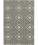 RugStudio presents Surya Alfresco ALF-9595 Beige / Green Hand-Hooked Area Rug
