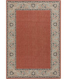 RugStudio presents Surya Alfresco ALF-9598 Beige / Green / Red Hand-Hooked Area Rug