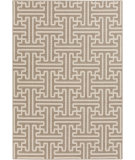 RugStudio presents Rugstudio Sample Sale 105998R Beige Hand-Hooked Area Rug