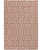RugStudio presents Surya Alfresco ALF-9600 Neutral / Red Area Rug