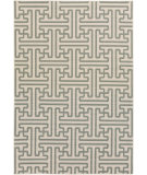 RugStudio presents Surya Alfresco ALF-9601 Beige / Green Machine Woven, Good Quality Area Rug