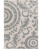 RugStudio presents Surya Alfresco ALF-9614 Neutral / Green Flat-Woven Area Rug