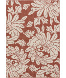 RugStudio presents Surya Alfresco ALF-9624 Beige / Red Hand-Hooked Area Rug