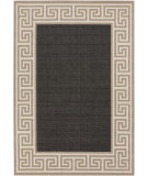 RugStudio presents Surya Alfresco ALF-9626 Beige / Blue Hand-Hooked Area Rug