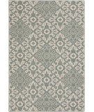 RugStudio presents Surya Alfresco ALF-9634 Neutral / Green Area Rug