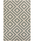 RugStudio presents Surya Alfresco ALF-9638 Neutral / Green Flat-Woven Area Rug