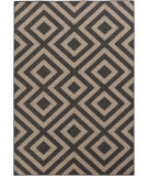 RugStudio presents Rugstudio Sample Sale 106040R Black Flat-Woven Area Rug