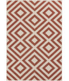 RugStudio presents Surya Alfresco ALF-9642 Beige / Red Flat-Woven Area Rug