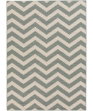 RugStudio presents Surya Alfresco ALF-9644 Ivory / Green Flat-Woven Area Rug