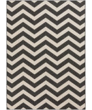 RugStudio presents Surya Alfresco ALF-9646 Black Flat-Woven Area Rug