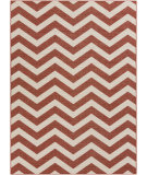 RugStudio presents Surya Alfresco ALF-9647 Ivory / Red Flat-Woven Area Rug