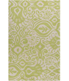 RugStudio presents Surya Alhambra ALH-5002 Neutral / Green Area Rug