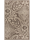 RugStudio presents Surya Alhambra ALH-5003 Light Gray Hand-Tufted, Good Quality Area Rug