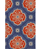 RugStudio presents Surya Alhambra ALH-5006 Cobalt Hand-Tufted, Good Quality Area Rug