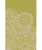 RugStudio presents Surya Alhambra ALH-5008 Ivory / Green Hand-Tufted, Good Quality Area Rug