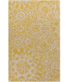 RugStudio presents Surya Alhambra ALH-5011 Ivory / Yellow Hand-Tufted, Good Quality Area Rug