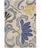 RugStudio presents Surya Alhambra ALH-5017 Ivory Hand-Tufted, Good Quality Area Rug