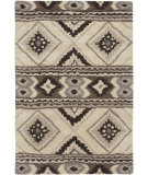 RugStudio presents Rugstudio Sample Sale 87939R Brown Sugar Hand-Tufted, Good Quality Area Rug
