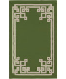 RugStudio presents Surya Alameda AMD-1013 Spinach Green Woven Area Rug