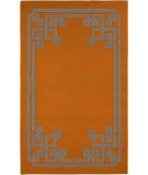 RugStudio presents Surya Alameda AMD-1016 Pumpkin Woven Area Rug