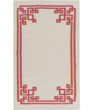 RugStudio presents Rugstudio Sample Sale 87915R Raspberry Woven Area Rug