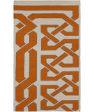 RugStudio presents Surya Alameda AMD-1031 Pumpkin Flat-Woven Area Rug