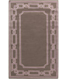 RugStudio presents Surya Alameda AMD-1054 Taupe / Violet (purple) Flat-Woven Area Rug
