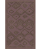 RugStudio presents Surya Alameda AMD-1055 Taupe / Violet (purple) Flat-Woven Area Rug