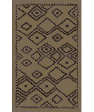 RugStudio presents Surya Alameda AMD-1056 Taupe / Green Flat-Woven Area Rug