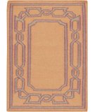 RugStudio presents Surya Alameda AMD-1059 Orange / Violet (purple) Flat-Woven Area Rug