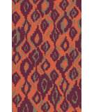 RugStudio presents Surya Alameda AMD-1060 Neutral / Orange / Violet (purple) Area Rug
