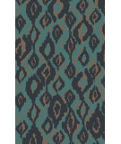 RugStudio presents Surya Alameda AMD-1063 Neutral / Green Flat-Woven Area Rug