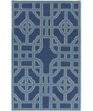 RugStudio presents Surya Alameda Amd-1071 Blue Woven Area Rug
