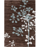 RugStudio presents Surya Ameila AME-2235 Chocolate / Moss Hand-Tufted, Good Quality Area Rug