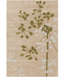 RugStudio presents Surya Ameila AME-2236 Beige / Green Hand-Tufted, Good Quality Area Rug