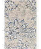 RugStudio presents Surya Ameila AME-2237 Beige / Blue Hand-Tufted, Good Quality Area Rug