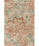 RugStudio presents Surya Ameila AME-2239 Neutral / Green Area Rug