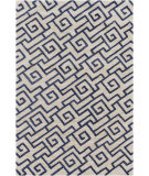 RugStudio presents Surya Ameila AME-2241 Gray / Blue Hand-Tufted, Good Quality Area Rug