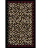 RugStudio presents Surya Amour AMR-8004 Neutral / Violet (purple) Area Rug