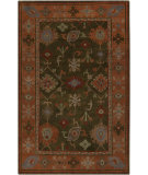 RugStudio presents Surya Anastacia ANA-8409 Spruce Green Hand-Knotted, Good Quality Area Rug