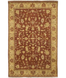 RugStudio presents Surya Antolya Ant-9702 Red-Gold-Pink Blush Hand-Knotted, Best Quality Area Rug