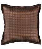RugStudio presents Surya Pillows AR-007 Chocolate