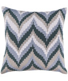 RugStudio presents Surya Pillows AR-053 Navy/Slate