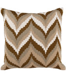 RugStudio presents Surya Pillows AR-058 Olive/Ivory