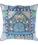 RugStudio presents Surya Pillows AR-069 Teal/Multi