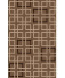 RugStudio presents Surya Artist Studio ART-236 Taupe / Chocolate / Gray Hand-Tufted, Good Quality Area Rug