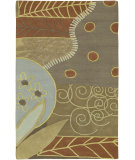 RugStudio presents Surya Artist Studio ART-62 Moss-Brown Hand-Tufted, Good Quality Area Rug