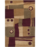 RugStudio presents Surya Artist Studio ART-87 Burgundy Hand-Tufted, Good Quality Area Rug