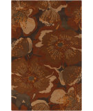 RugStudio presents Surya Athena ATH-5102 Sepia Hand-Tufted, Best Quality Area Rug